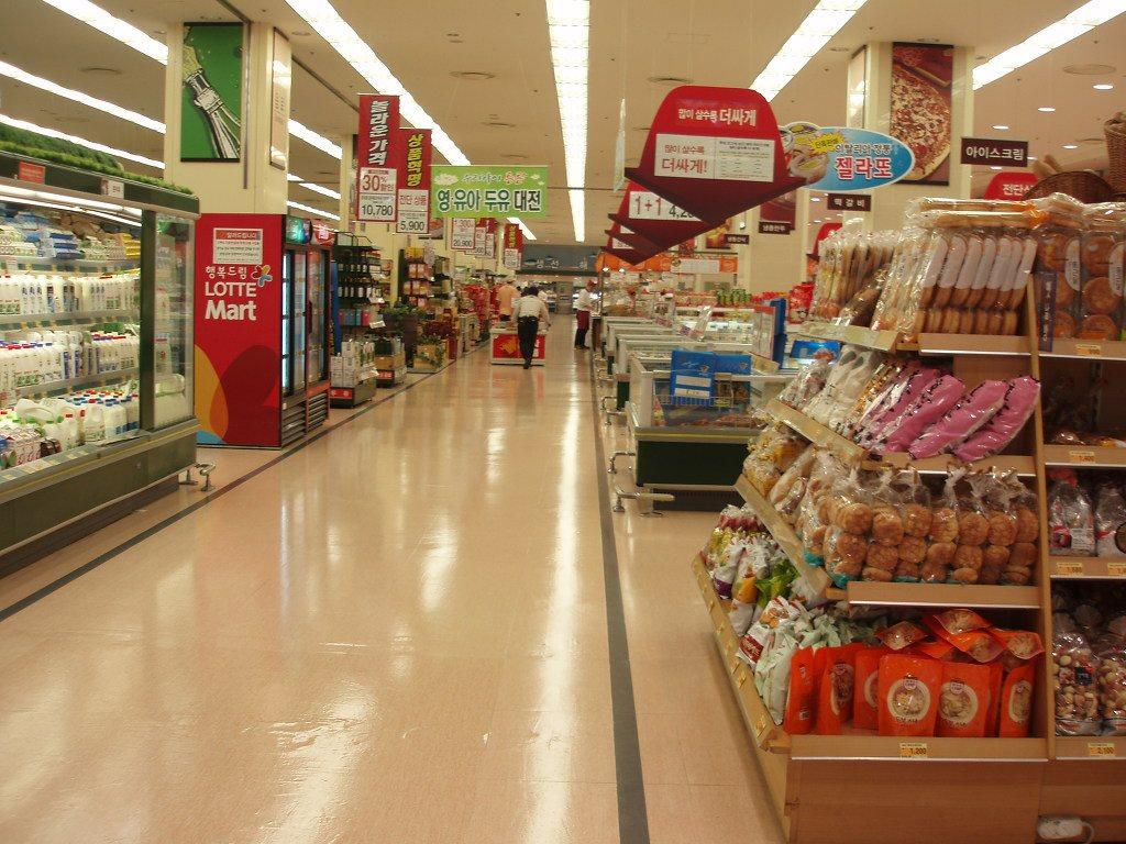 Mega Mart Shopping