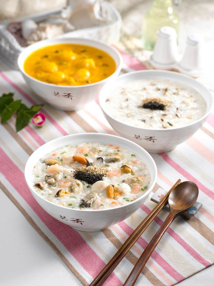 Juk – Korean porridge