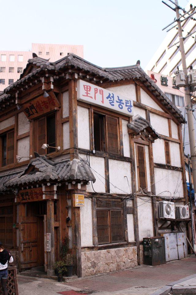 Authentic Korean restaurants with long history
