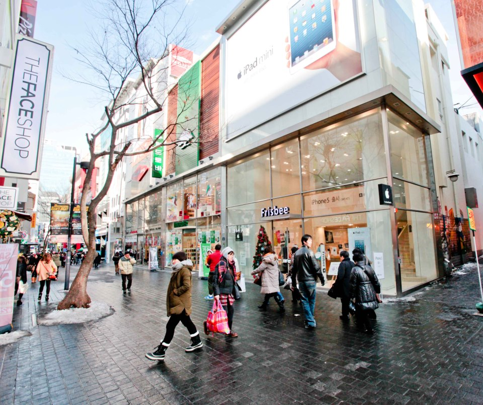 9 shopping suggestions in Seoul