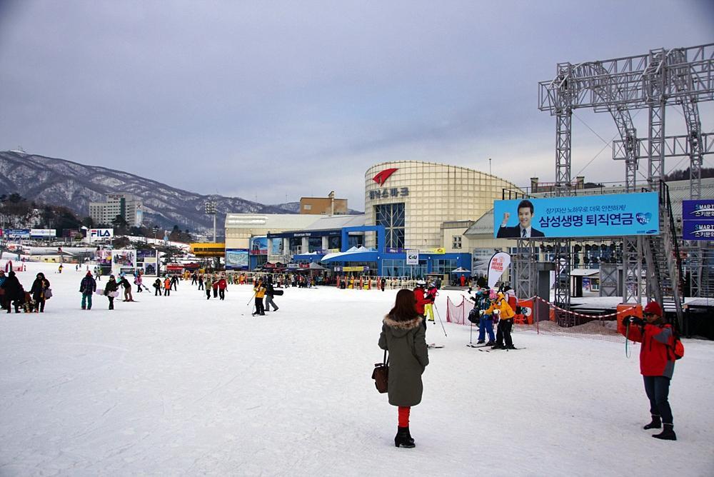 Ski resorts in March?