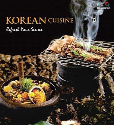 Korean cuisine guide e-book