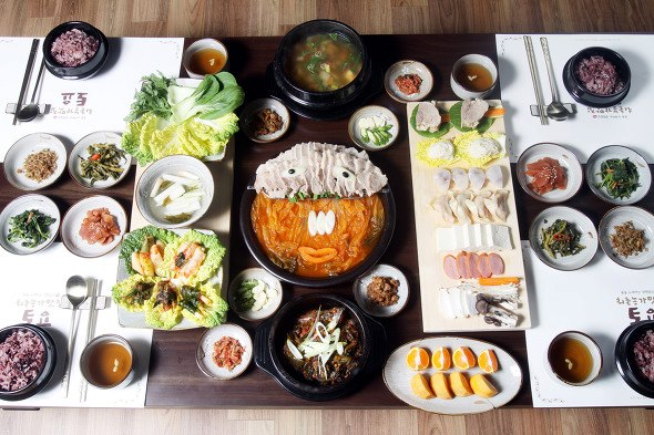 Fine Korean dining in Seoul