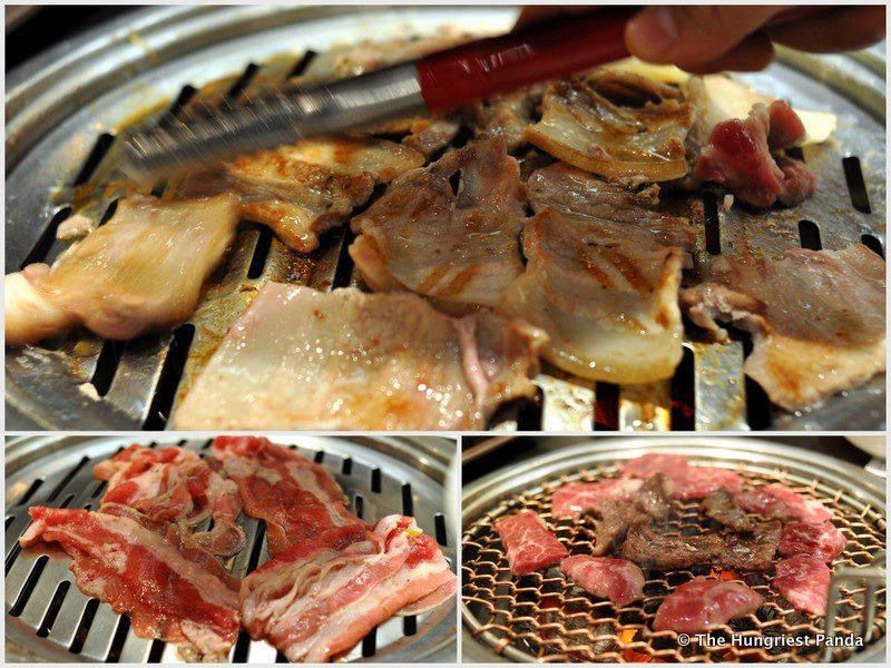 Majangdong BBQ Alley