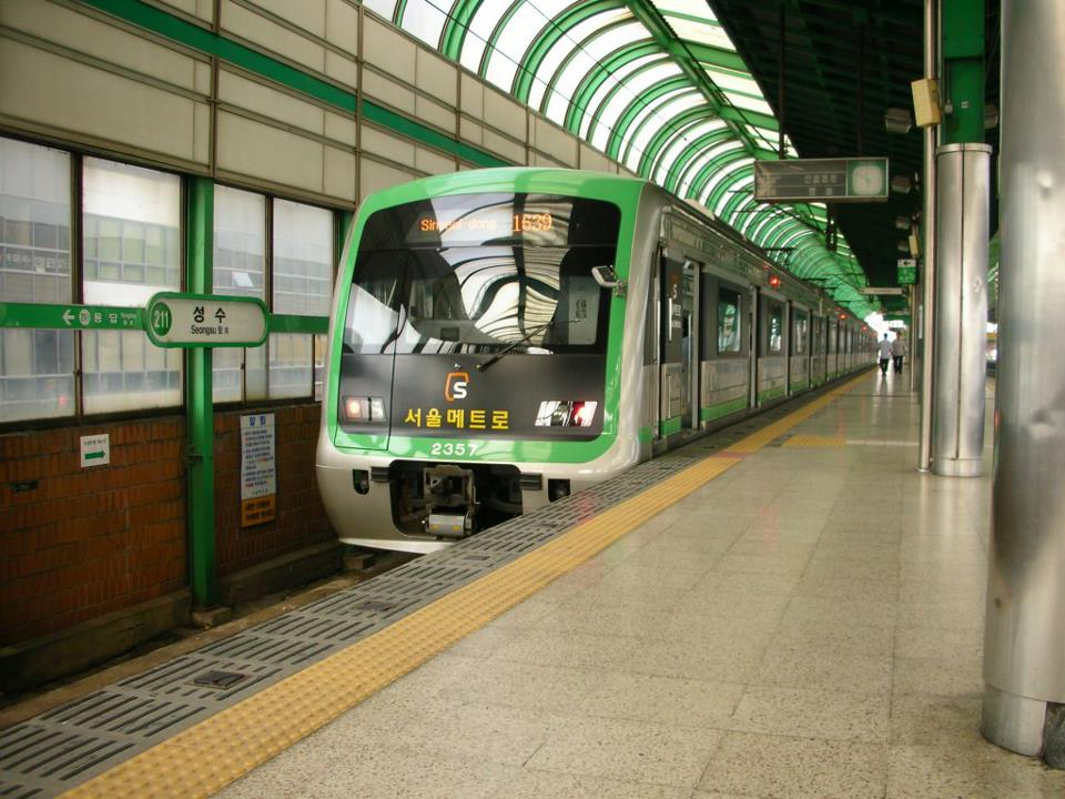 Places to Go on a Single Seoul Subway Line #2!