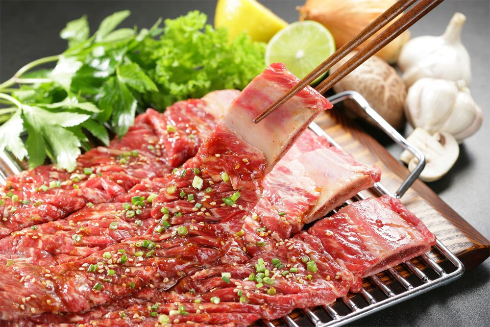 About Korean BBQ