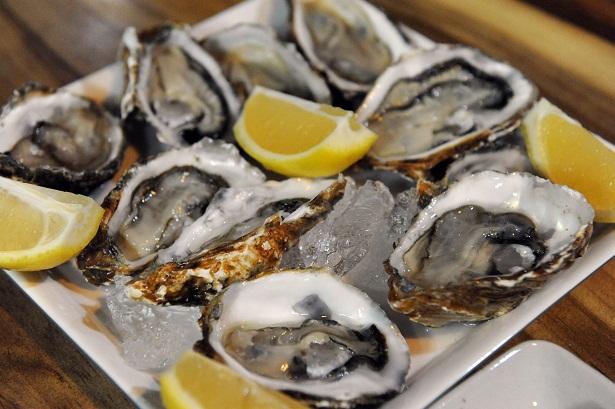 Oyster, great Winter food in Korea
