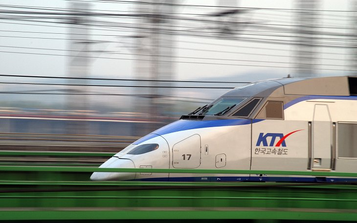 Direct KTX Express Trains between Incheon Airport and major cities!