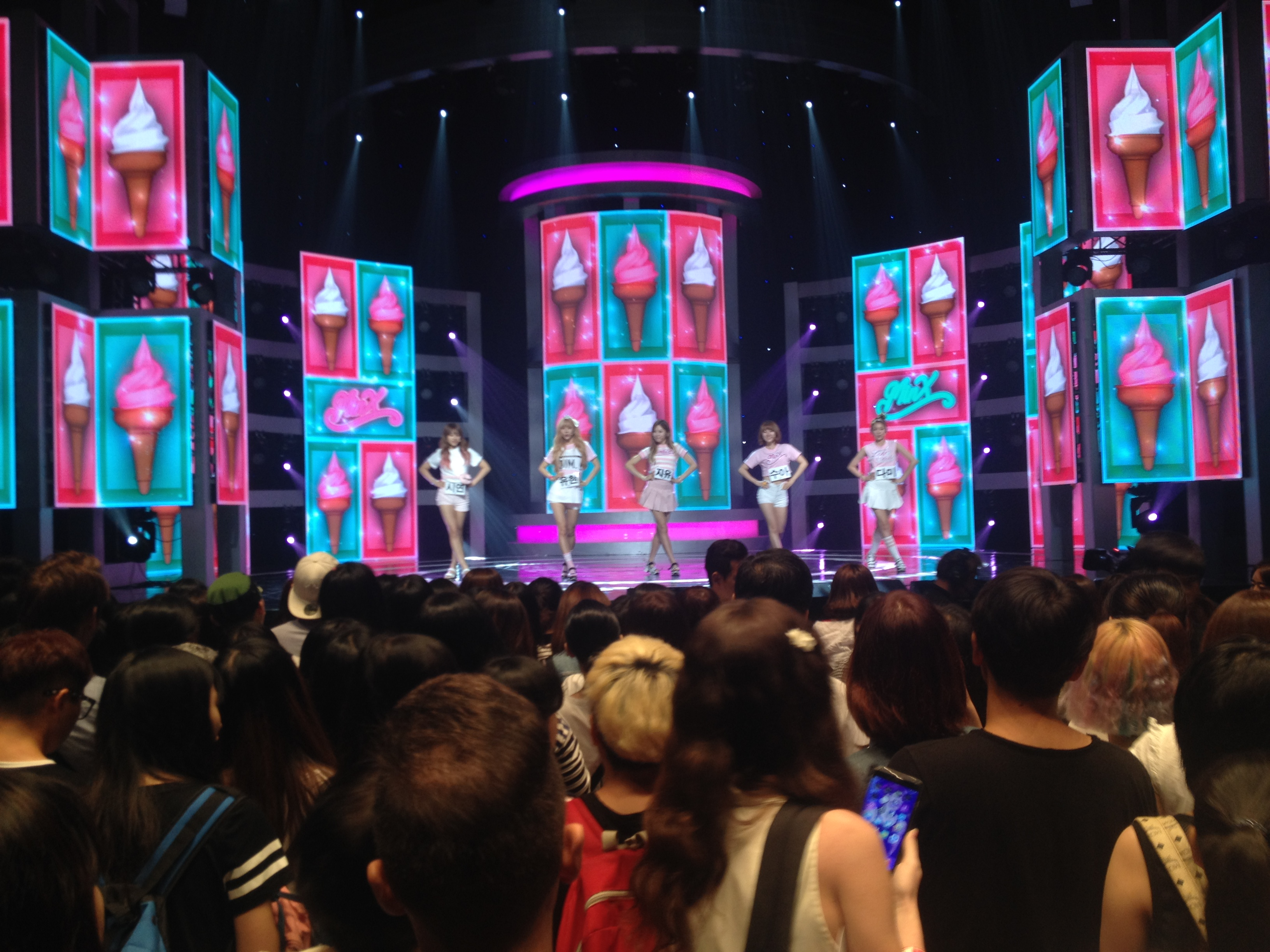 Live Music M Countdown
