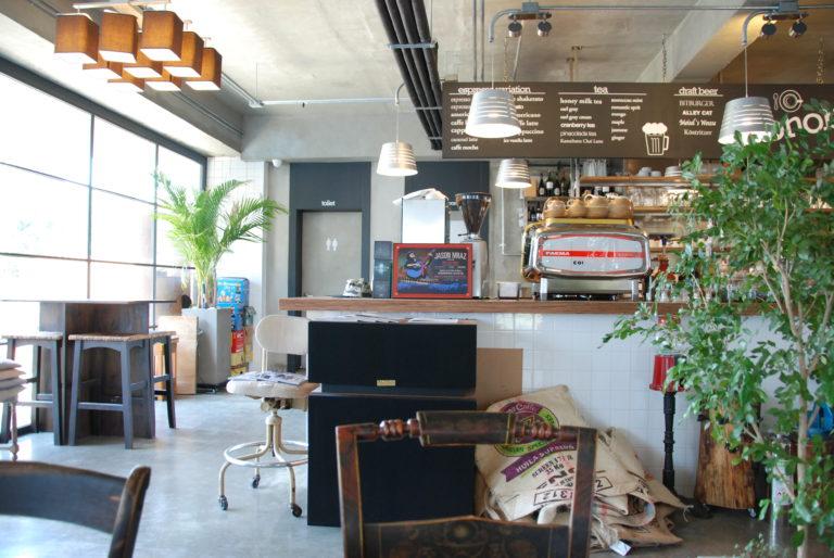 Monoblock Cafe, Hongdae