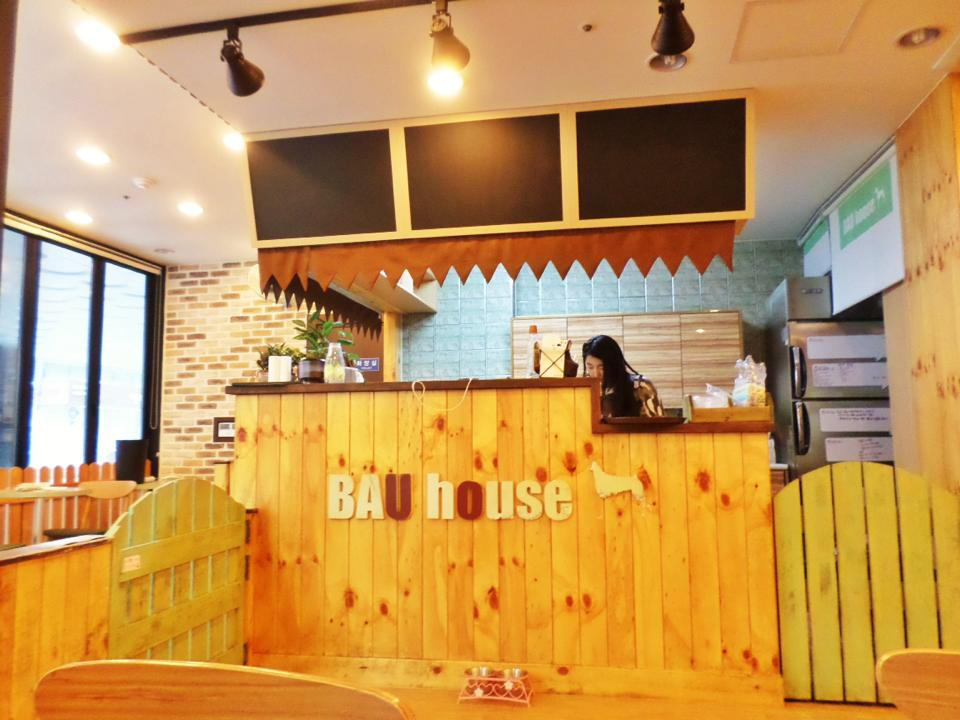 """Dog Cafe in Korea"""