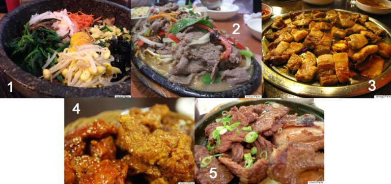 How to cook [5 best Korean foods]
