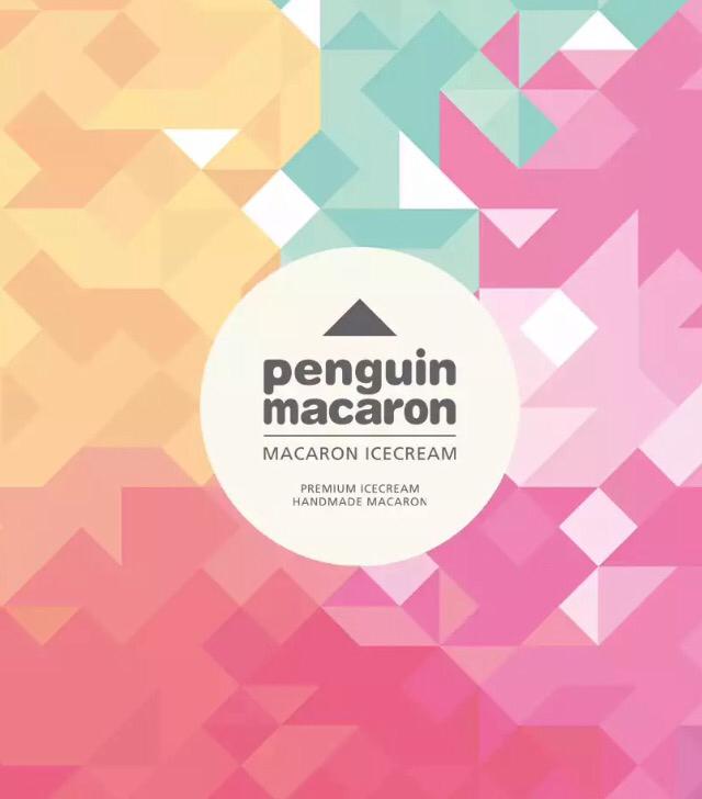 :::Penguin Macaron::: enjoy the sweetness