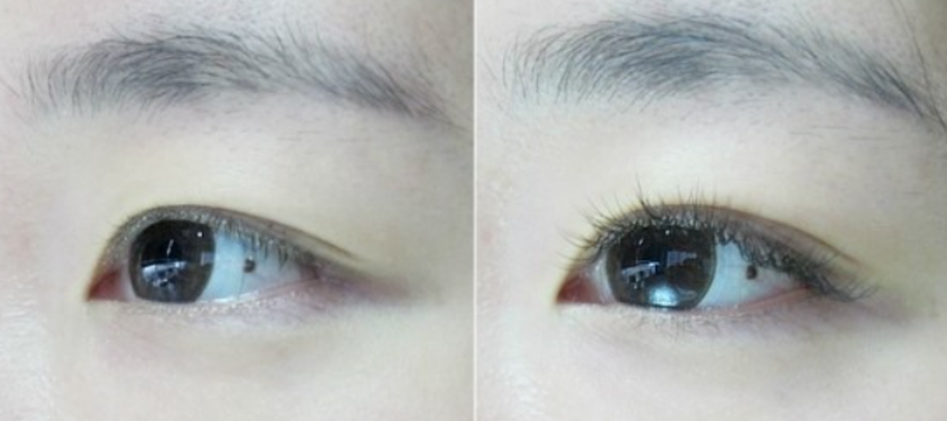 Korean Experience- Eyelash Extensions!