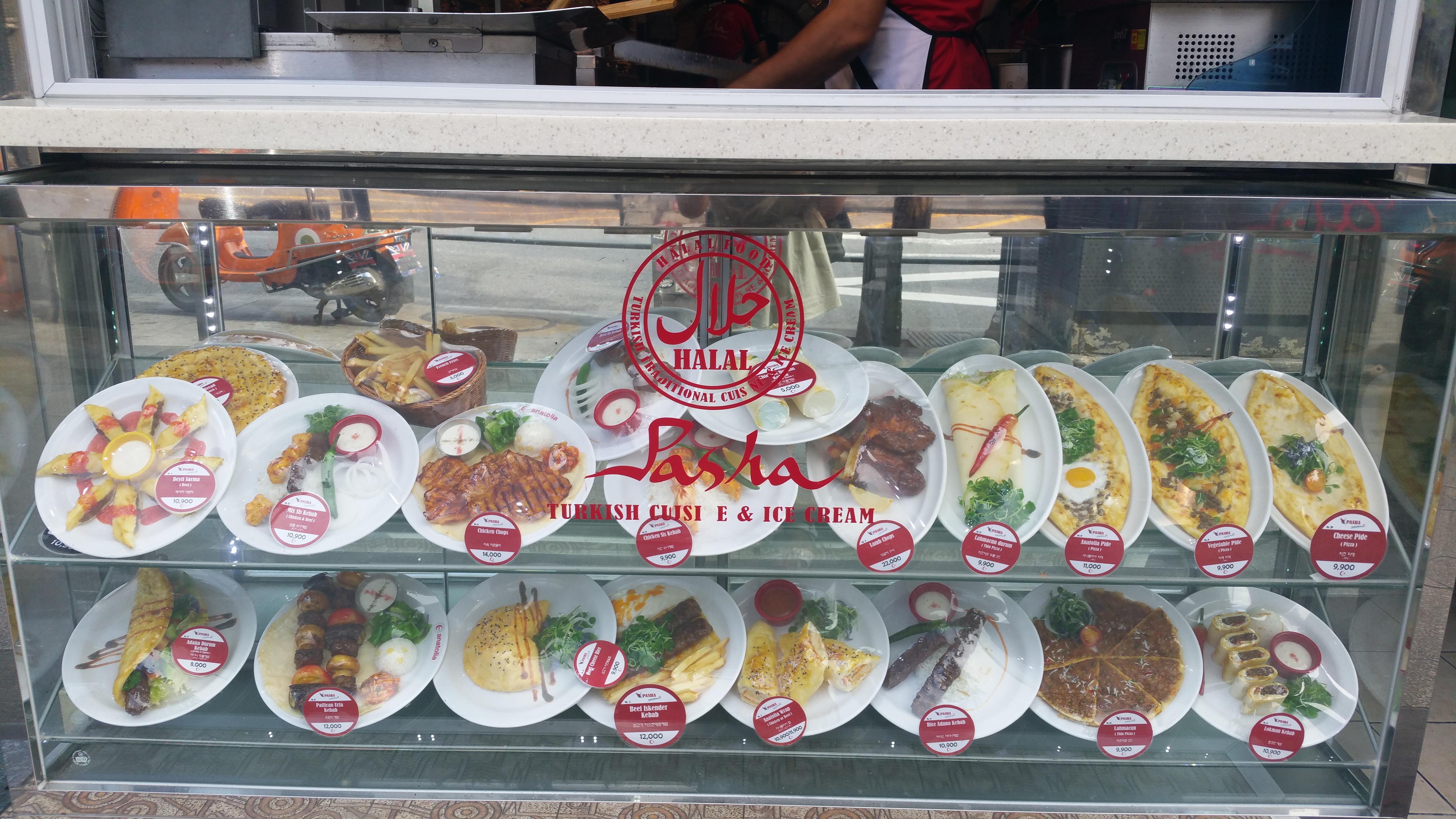 Pasha Turkish Food & Kebab [Halal]