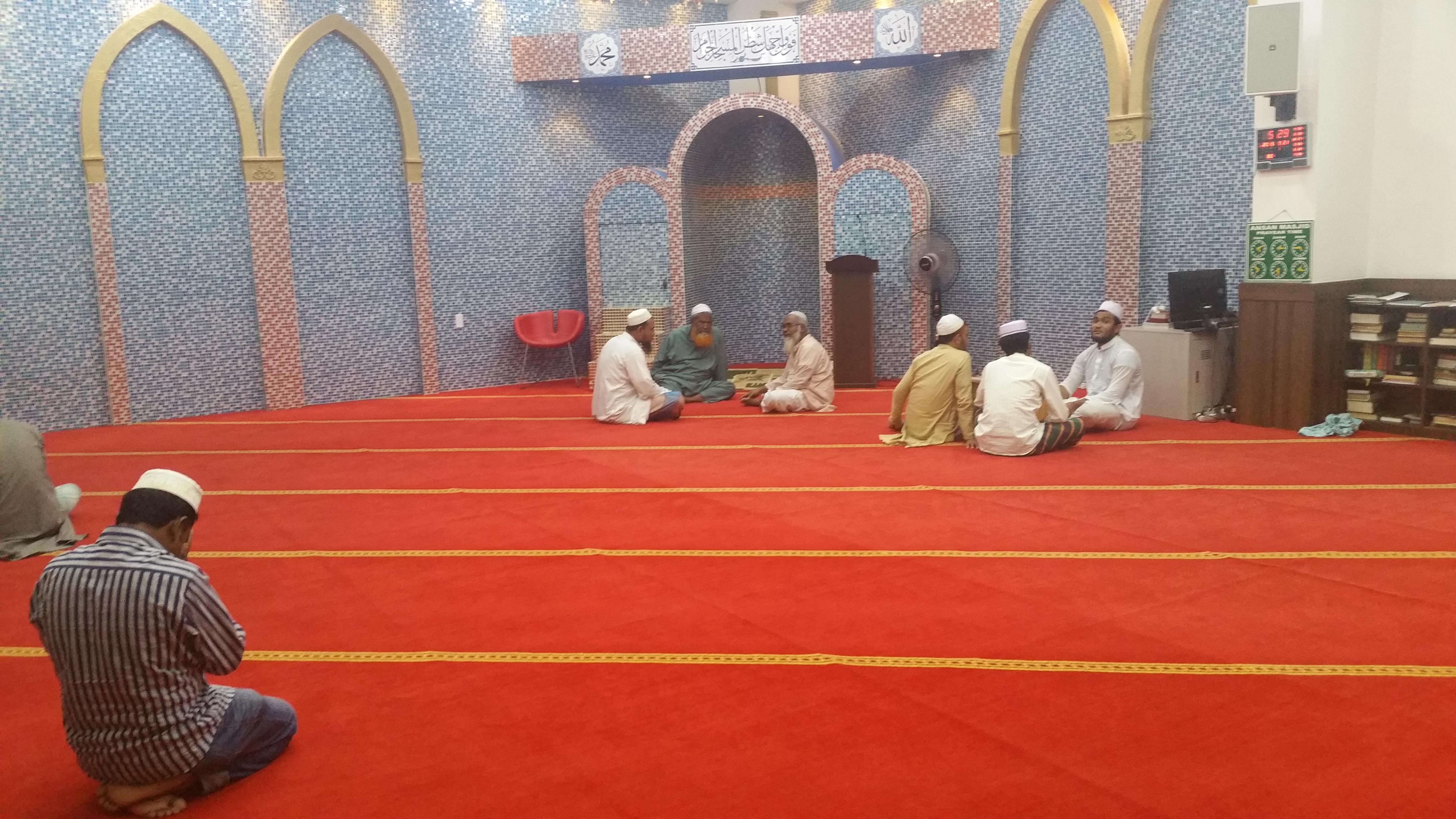 Masjid Sirothol Mustaqim Ansan