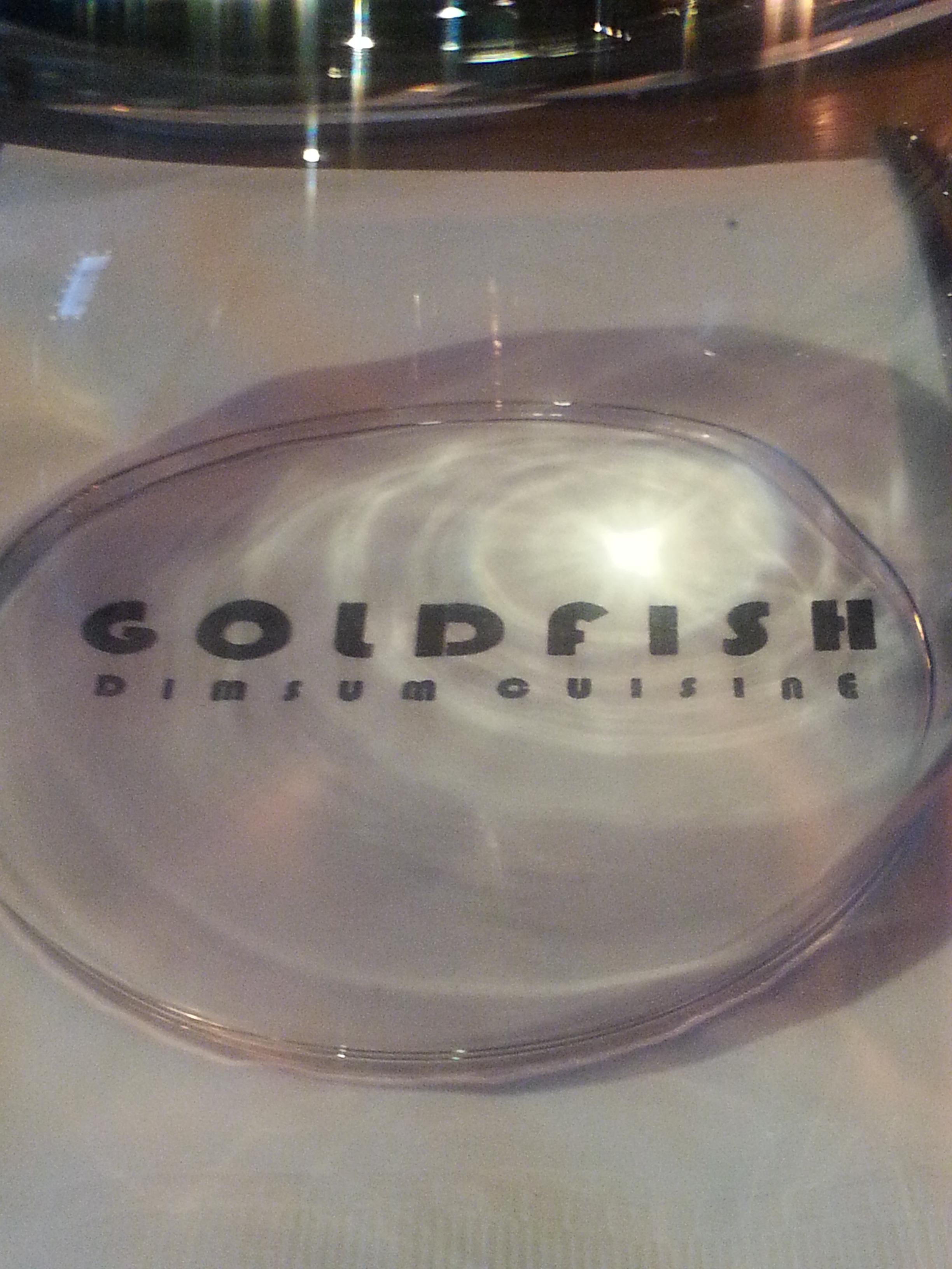 Restaurant Recommendation- Goldfish Dimsum!