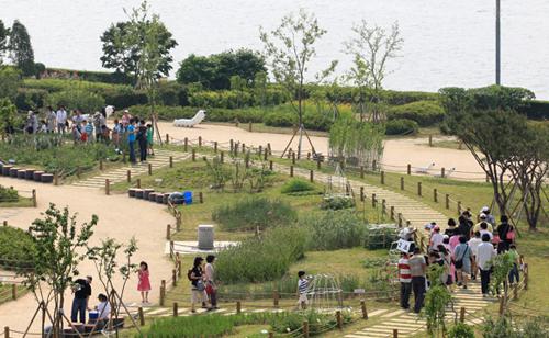 Jamwon Hangang Park (한강시민공원 잠원지구(잠원한강공원))