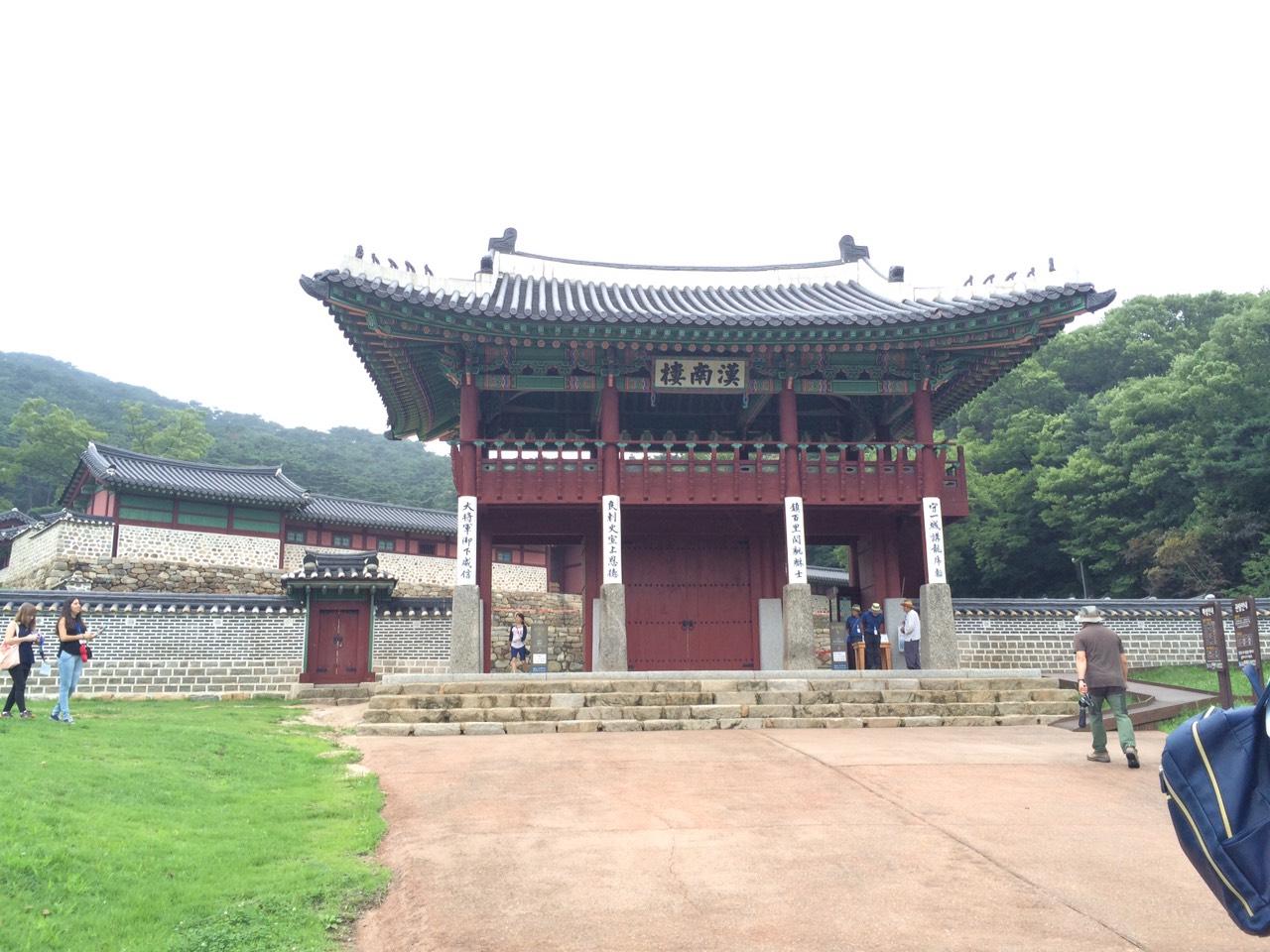 :::Namhansanseong History echoes along:::