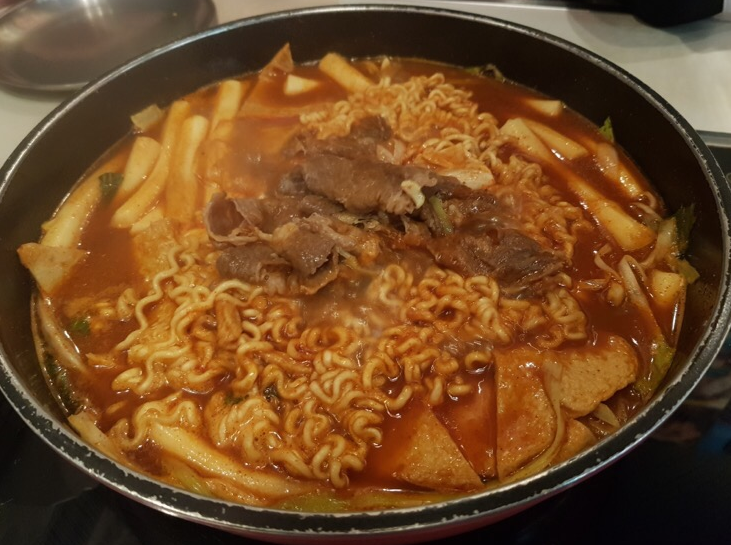 One more for the road- amazing and addictive Tteokbokki!