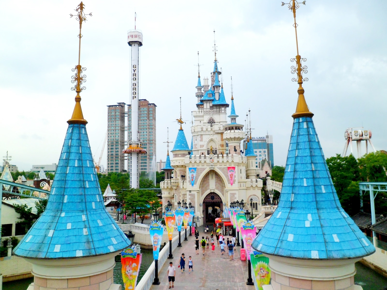 Everything About Lotte World Discount Hours Attractions