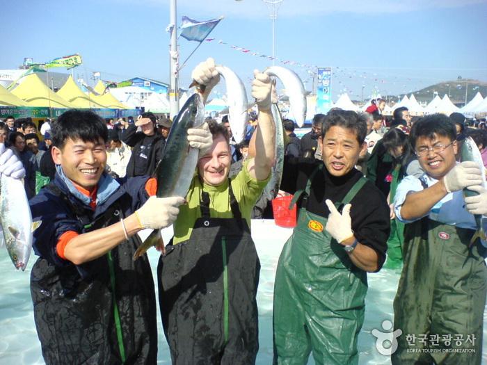 Mark your schedule for Korea's Bangeo Festival in November!