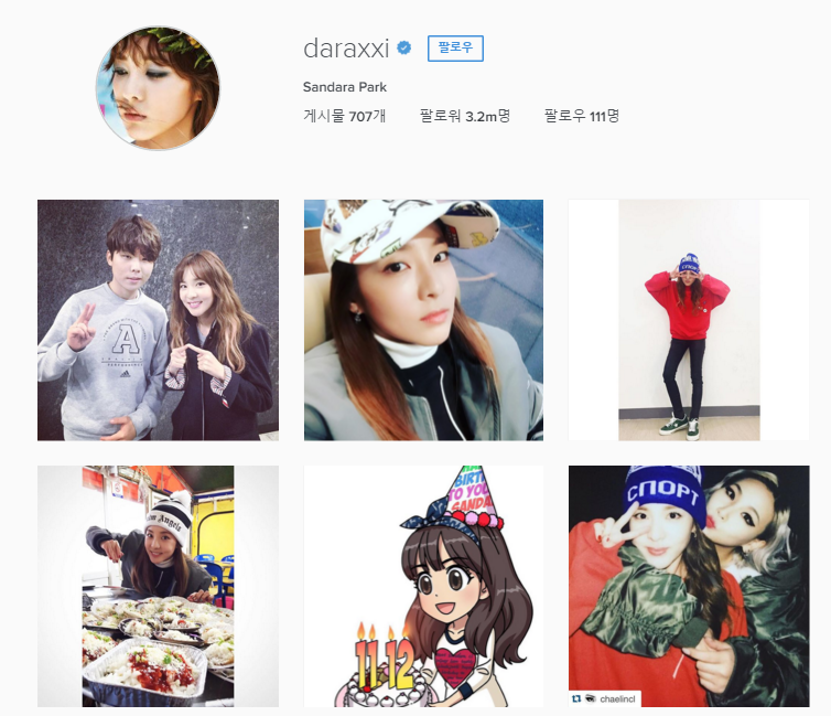 Korea's Top 9 Instagram Accounts!