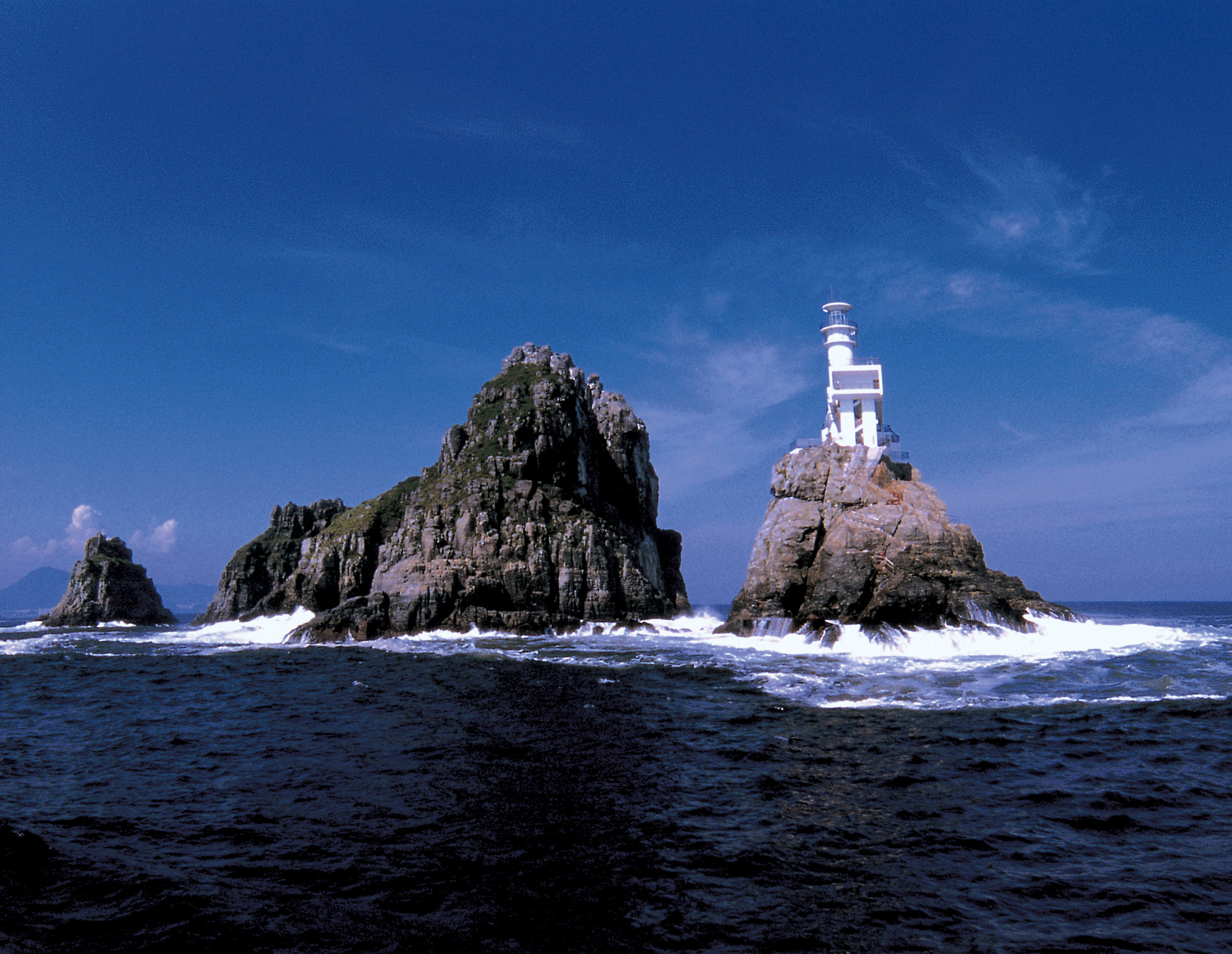Oryukdo Island (부산 오륙도)