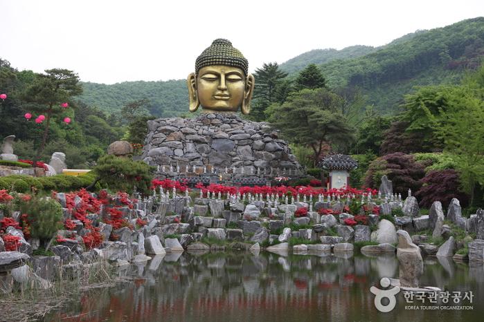 Wawoojongsa Temple (Waujeongsa) – Yongin (와우정사(용인))