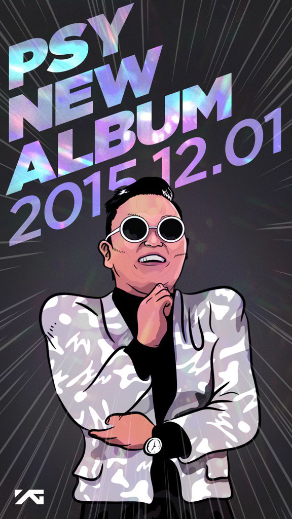 [KPOP] Psy is coming back!