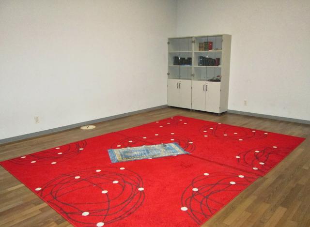 Prayer Room in Incheon Airport