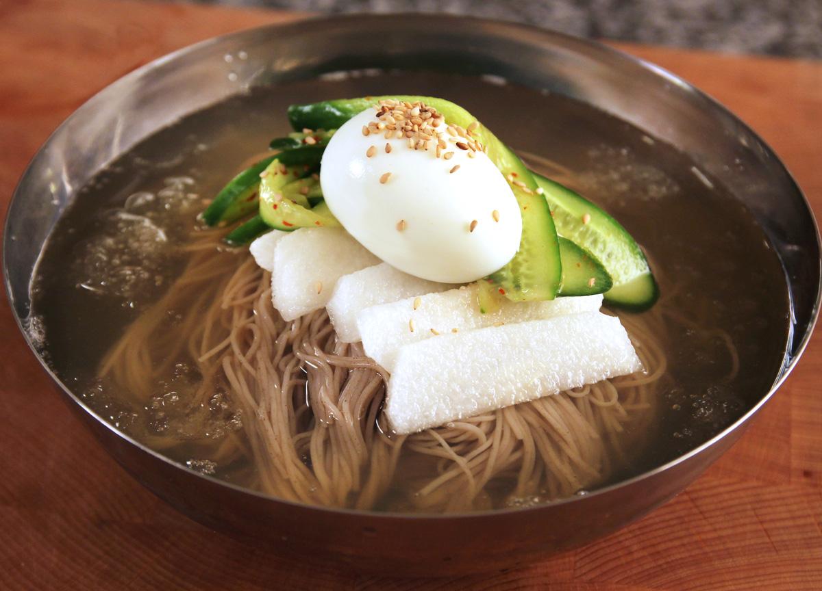 Koreans Food Meat Based Food but no Pork [Part 2]