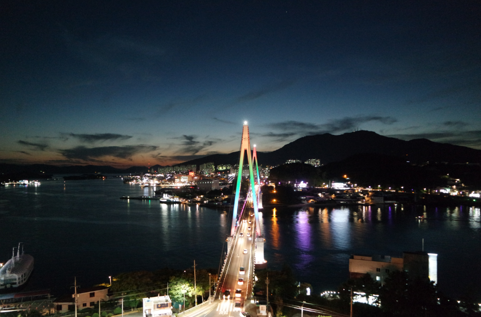 Romantic Yeosu Winter Destination!