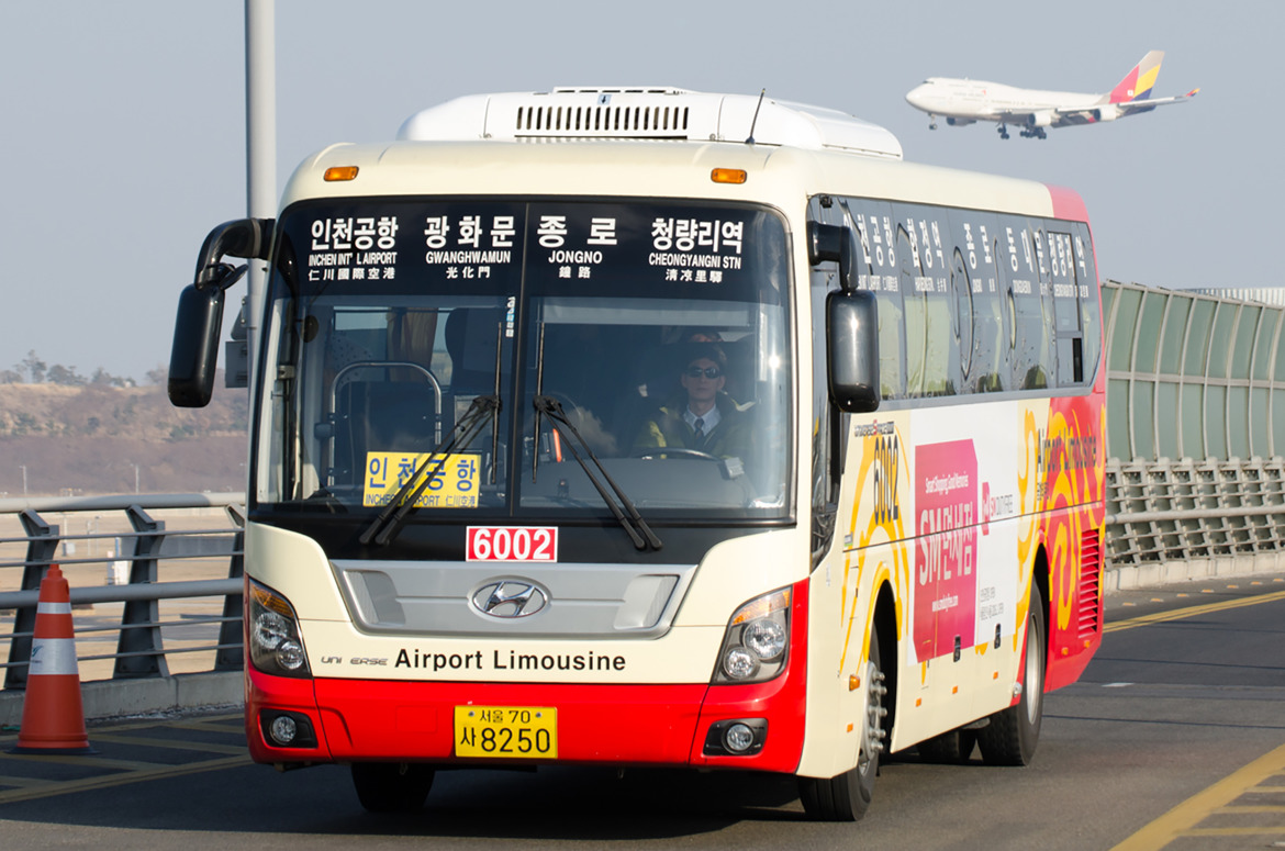 Incheon Airport Bus- Everything you need to know!