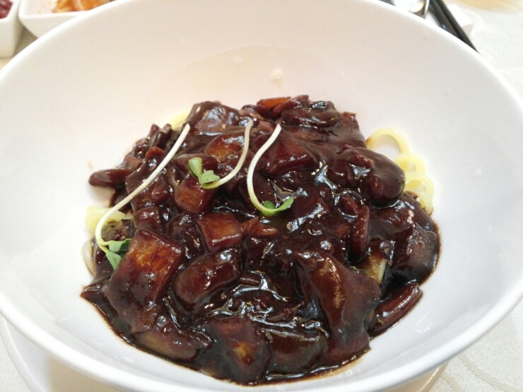 Top 5 most delicious jjajangmyun in korea travel tips for seoul korea number one restaurant luii forumfinder Image collections