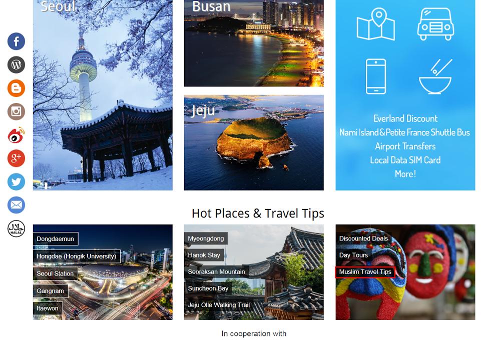 NEW Muslim Travel Tips to Korea!