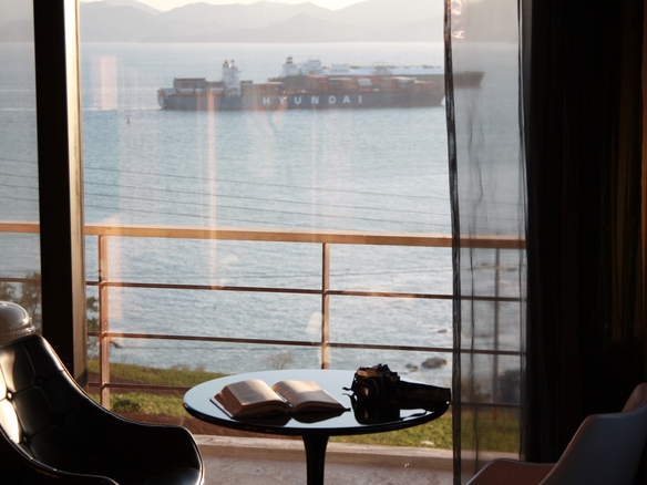 [Accommodation Highlight]   Recommending a beautiful pension in Namhae city