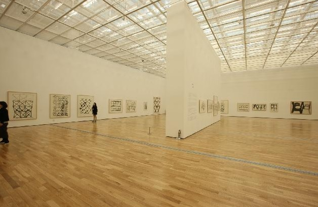A place where we can seek for modern art in Korea, MMCA