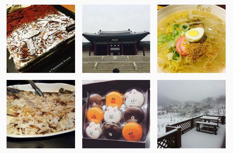 Top 10 Instagram Photos from BnBHero!
