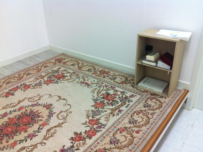 KTO6-1 prayer room
