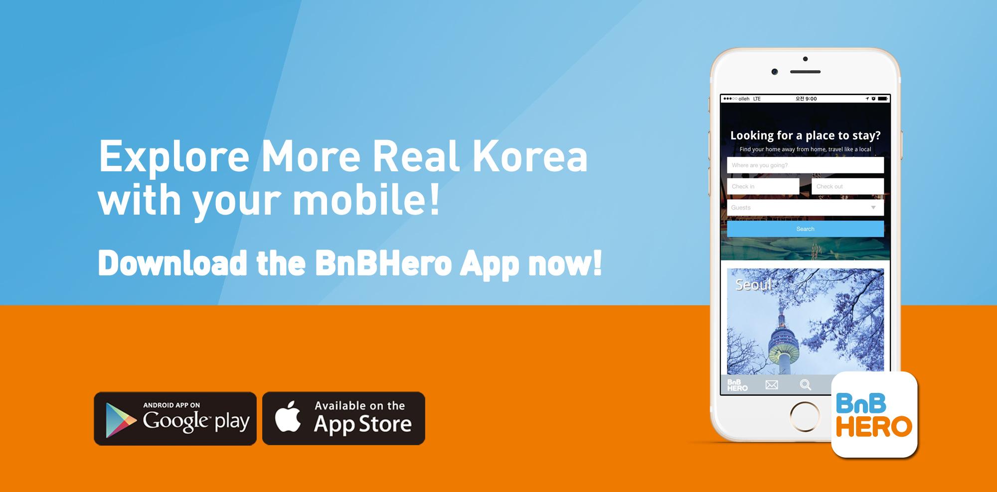 BNBHERO APP has released!! - TripToday