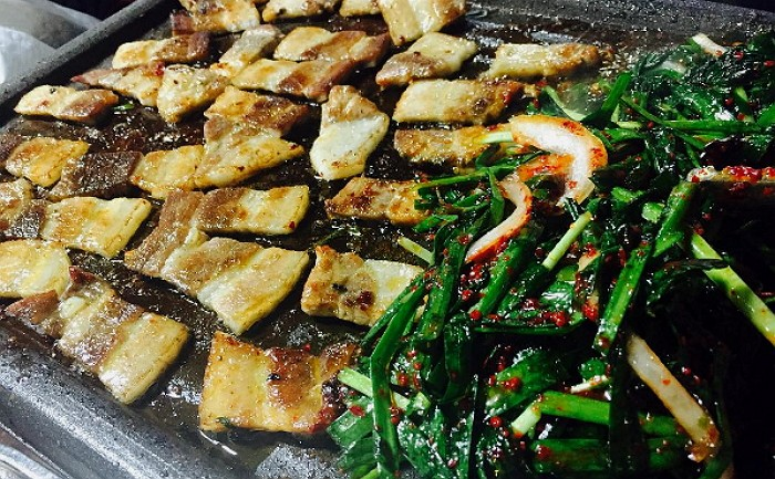 Top Samgyupsal Recommendations!