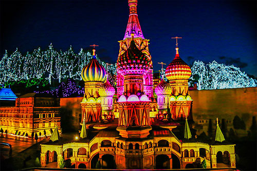 World Nightview Fantasy Lighting Festival