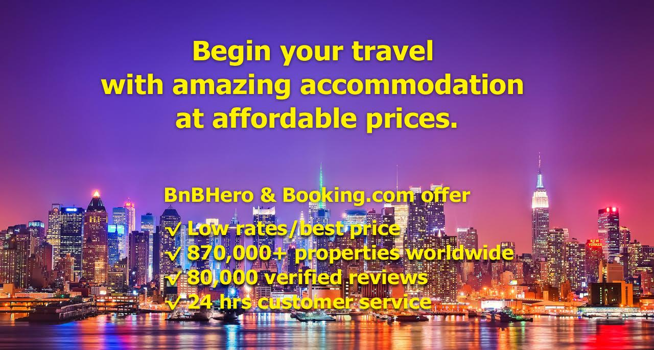 Looking for a place to stay- internationally?