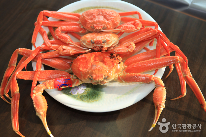 Yeongdeok Snow Crab Festival
