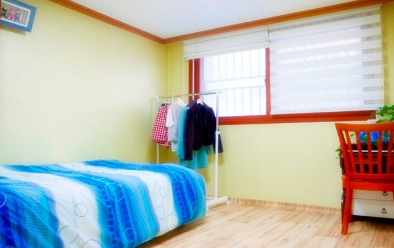 [Accommodation Highlight] $21 Private Room, Close to Hongdae