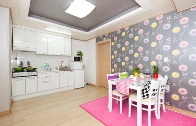 [Accommodation Highlight]  Lovely & Cozy 2 room (이태원)