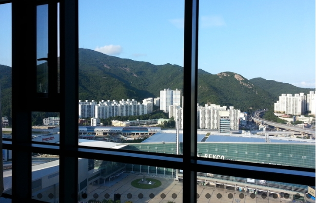 [Accommodation Highlight]  3 BEDROOMS APT, NICE VIEW OF BEXCO IN HAEUNDAE
