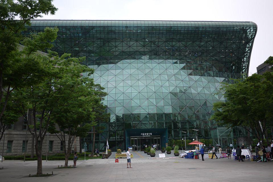 Eco-Friendly Seoul, Eco-Friendly City Hall