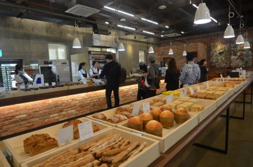 Top 10 popular bakeries in Seoul